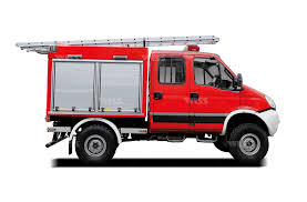 Firefighters 4 x 4 & SPECIAL VEHICLES