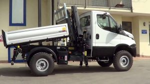 IVECO Daily 4x4 300x169 4 x 4 & SPECIAL VEHICLES