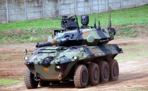 CENTAURO 300x185 Centaur II: the Italian 8 × 8 armored car