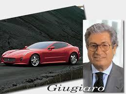 Giorgetto Giugiaro Ferrari by Giugiaro