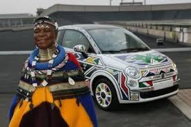 FIAT 500 FIAT 500 in AFRICA