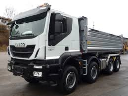 Unknown 1 IVECO 8x4