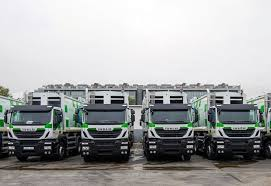 CNG powered IVECO GAS POWERED