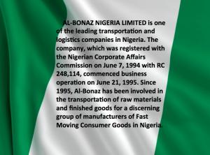Schermata 2020 09 26 alle 09.53.30 2 300x222 AL   BONAZ (Logistics & Transports) Nigeria