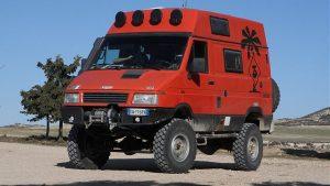 4x4 300x169 Evolution of light vehicles