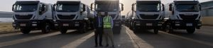 IVECO Phibela Industrial PLC banner press 300x68 IVECO delivers 160 Trakker trucks in Ethiopia